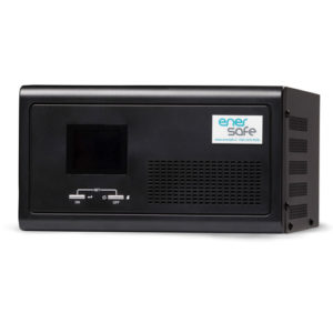 Enersafe Cargador Inversor 1600W con conector solar HOME UPS 1600W