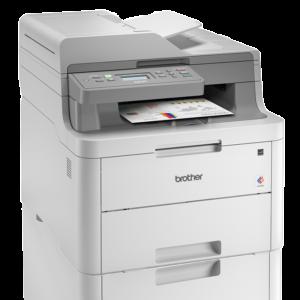BROTHER Impresora Multifuncional DCP-L3551CDW