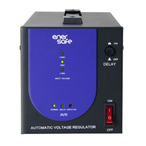 Enersafe Regulador de Voltaje AVR1000 VA REGESAVR01000