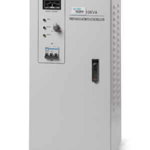 Enersafe Estabilizador de Voltaje 10 kVA EVTRI10KVA
