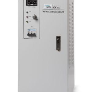 Enersafe Estabilizador de Voltaje 30 kVA EVTRI30KVA