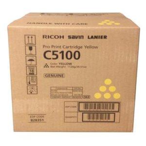 Ricoh Toner C5100 Amarillo 828351