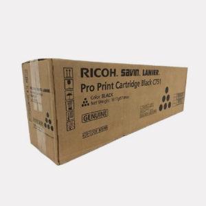 Ricoh Toner C751 Negro 828185