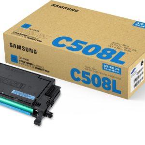 Samsung Toner CLT-C508L Cyan