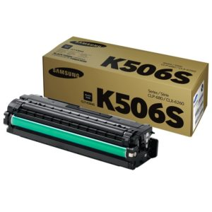 Samsung Toner CLT-K506S Negro