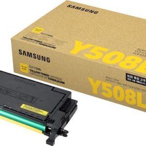 Samsung Toner CLT-Y508L Amarillo