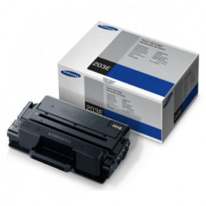Samsung Toner MLT-D203E Negro