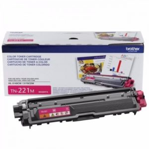 BROTHER Toner Magenta TN-221M
