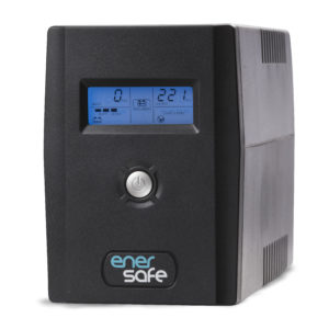 Enersafe UPS Interactiva Torre ESIT 600 UPSESESIT600VA