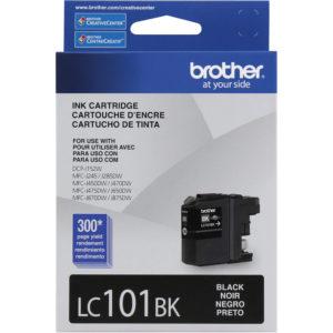 BROTHER Toner Negro LC-101BK