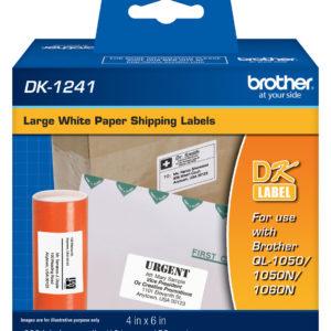Brother Etiqueta adhesiva DK-1241
