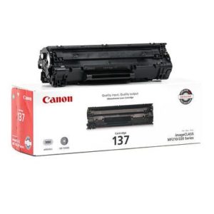 CANON Toner 137 Negro 9435B001