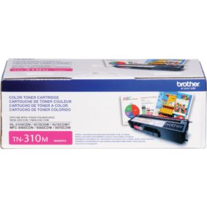 BROTHER Toner Magenta TN-310M