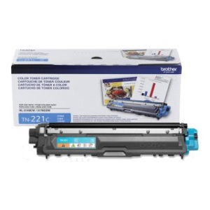 BROTHER Toner Cyan TN-221C