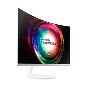 """Samsung Monitor LC32H711QELXZS Curved 32"""""""