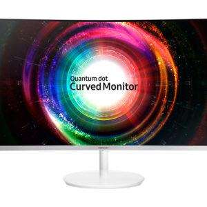 Samsung Monitor LC32H711QELXZS Curved 32 Pulgadas