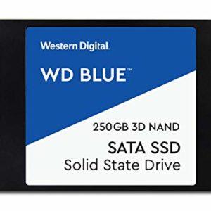 "Western Digital Disco SSD 250GB Blue 3D NAND SATA 3 2.5"" WDS250G2B0A"