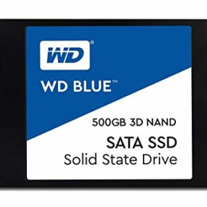 Western Digital Disco SSD 500GB Blue 3D NAND WDS500G2B0A