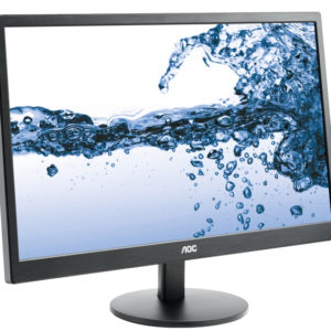 AOC Monitor Wide E2270SWHN 21.5""