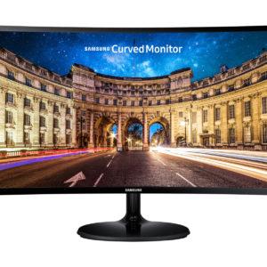 Samsung Monitor LC27F390FHLXZS Curved 27 pulgadas