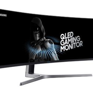 "Samsung Monitor LC49HG90DMLXZS Gamer 49"""