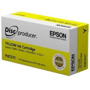 Epson Tinta C13S020451 Amarilla