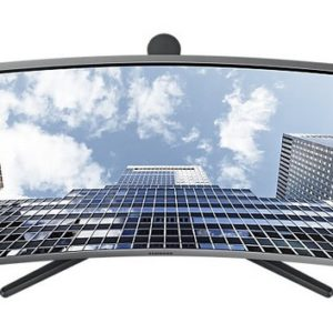 """Samsung Monitor LC27H800FCLXZS Curved Business 27"""""""