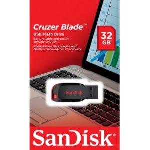 SanDisk Pendrive Cruzer Blade 32GB SDCZ50-032G-B35