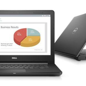DELL Notebook Vostro 14 3468 i5 7200U 8GB HD 1TB DDR4 Win10 Pro 1GJDJ