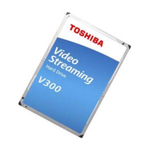 """Toshiba Disco Duro Interno Computador 1TB 3.5"""" V300 HDWU110UZSVA"""
