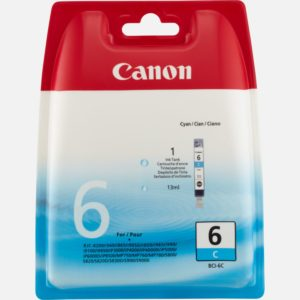 CANON Tinta BCI-6C Cyan