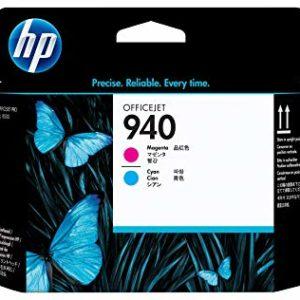 HP Cabezal de impresión 940 Magenta y Cian C4901A