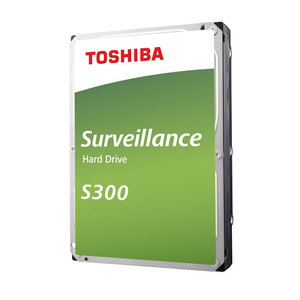 "Toshiba Disco Duro Interno Computador 4TB 3.5"" S300 HDWT140UZSVA"