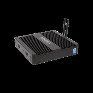 Minibox PC Mini Pro 5 Corporate Fanless I5-4200U 4GB RAM SSD 120GB o HDD 500GB MBFPRO54G12S