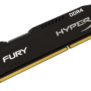 Kingston Memoria Ram DDR4 HyperX FURY 4GB 2400MHz PC/servidor HX424C15FB/4