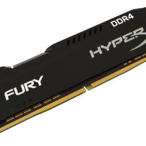 Kingston Memoria Ram DDR4 HyperX FURY 16GB 2400MHz PC/servidor HX424C15FB/16