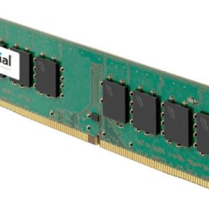 Crucial Memoria Ram DDR4 4GB 2666 mhz PC/servidor CT4G4DFS8266