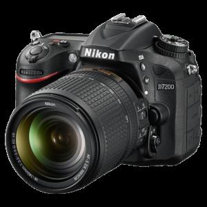 Nikon Cámara Fotográfica D7200 C/LENTE 18-140mm AF-S VR G DX