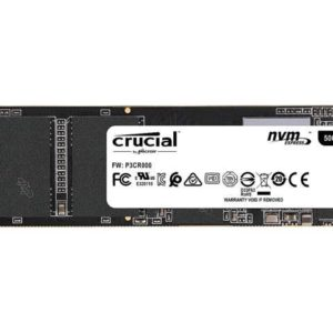 Crucial Disco SSD P1 500GB 3D NAND Notebook CT500P1SSD8