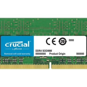 Crucial Memoria Ram DDR4 16GB 2400MHz Apple Mac CT16G4S24AM