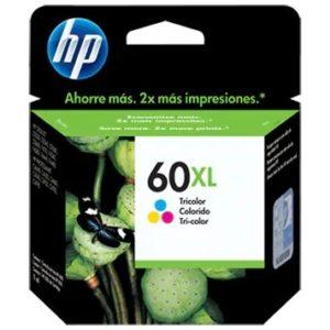 HP Tinta 60XL Tricolor CC644WL
