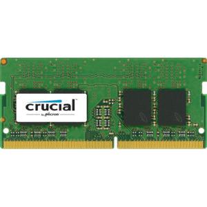 Crucial Memoria Ram DDR4 4GB 2400Mhz Notebook CT4G4SFS824A