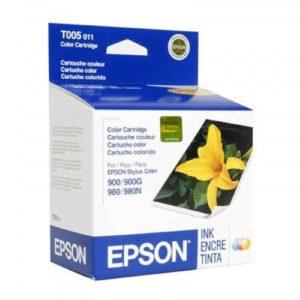 Epson Tinta T005 Tricolor T005011