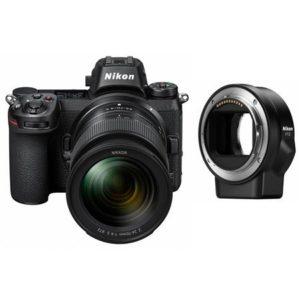 Nikon Cámara Fotográfica MIRROLESS Z6 C/ LENTE 27-71