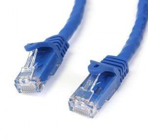 StarTech Cable de Red 2m Azul N6PATC2MBL