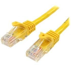StarTech Cable de Red 50cm Amarillo 45PAT50CMYL