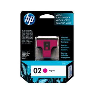 HP Tinta 02 Magenta C8772WL