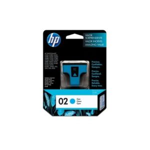HP Tinta 02 Cyan C8771WL