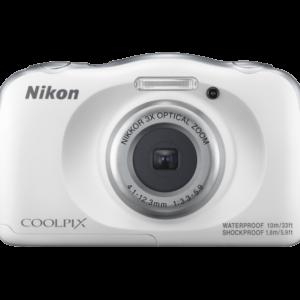Nikon Cámara Fotográfica COOLPIX W100
