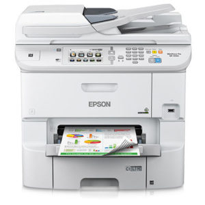 EPSON Impresora Multifuncional WorkForce Pro WF-6590 C11CD49201